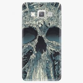 Plastový kryt iSaprio - Abstract Skull - Samsung Galaxy A5