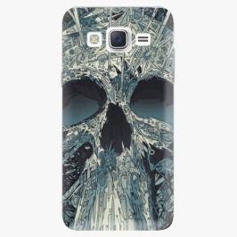 Plastový kryt iSaprio - Abstract Skull - Samsung Galaxy J5