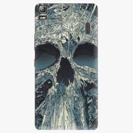Plastový kryt iSaprio - Abstract Skull - Lenovo A7000