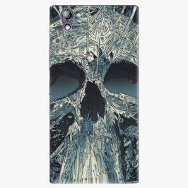 Plastový kryt iSaprio - Abstract Skull - Lenovo P70