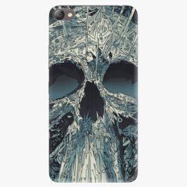 Plastový kryt iSaprio - Abstract Skull - Lenovo S60