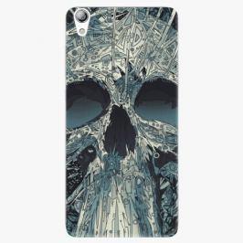 Plastový kryt iSaprio - Abstract Skull - Lenovo S850
