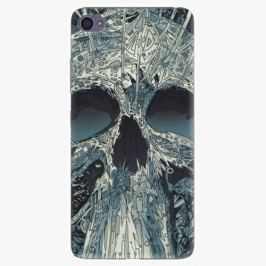Plastový kryt iSaprio - Abstract Skull - Lenovo S90