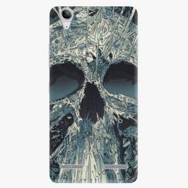 Plastový kryt iSaprio - Abstract Skull - Lenovo Vibe K5
