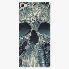 Plastový kryt iSaprio - Abstract Skull - Lenovo Vibe X2