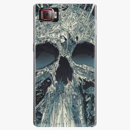 Plastový kryt iSaprio - Abstract Skull - Lenovo Z2 Pro