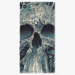 Plastový kryt iSaprio - Abstract Skull - Sony Xperia Z5