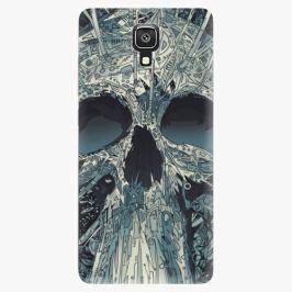 Plastový kryt iSaprio - Abstract Skull - Xiaomi Mi4