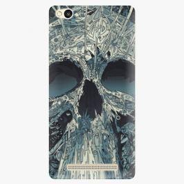 Plastový kryt iSaprio - Abstract Skull - Xiaomi Redmi 3