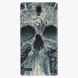 Plastový kryt iSaprio - Abstract Skull - Xiaomi Redmi Note