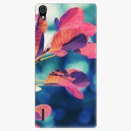 Plastový kryt iSaprio - Autumn 01 - Huawei Ascend P7