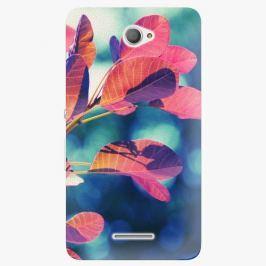 Plastový kryt iSaprio - Autumn 01 - Sony Xperia E4