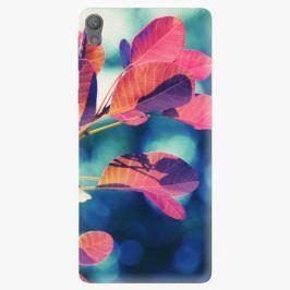 Plastový kryt iSaprio - Autumn 01 - Sony Xperia E5