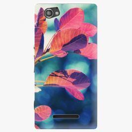 Plastový kryt iSaprio - Autumn 01 - Sony Xperia M