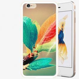 Plastový kryt iSaprio - Autumn 02 - iPhone 6/6S - Gold