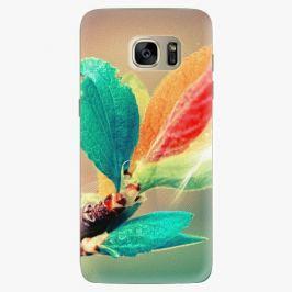 Plastový kryt iSaprio - Autumn 02 - Samsung Galaxy S7 Edge
