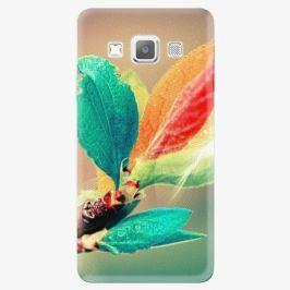 Plastový kryt iSaprio - Autumn 02 - Samsung Galaxy A7