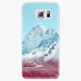 Plastový kryt iSaprio - Highest Mountains 01 - Samsung Galaxy S6