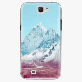 Plastový kryt iSaprio - Highest Mountains 01 - Samsung Galaxy Note 2