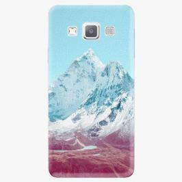 Plastový kryt iSaprio - Highest Mountains 01 - Samsung Galaxy A3