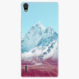 Plastový kryt iSaprio - Highest Mountains 01 - Huawei Ascend P7