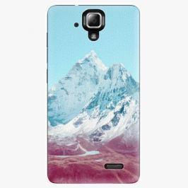 Plastový kryt iSaprio - Highest Mountains 01 - Lenovo A536