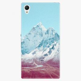 Plastový kryt iSaprio - Highest Mountains 01 - Sony Xperia Z1