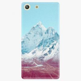 Plastový kryt iSaprio - Highest Mountains 01 - Sony Xperia M5