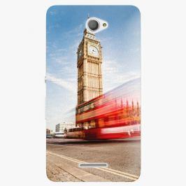 Plastový kryt iSaprio - London 01 - Sony Xperia E4