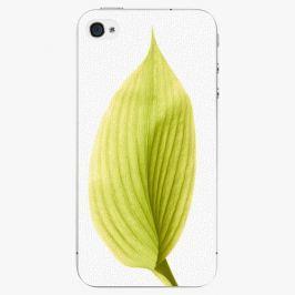 Plastový kryt iSaprio - Green Leaf - iPhone 4/4S