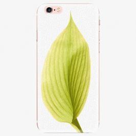 Plastový kryt iSaprio - Green Leaf - iPhone 7