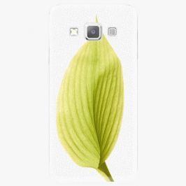 Plastový kryt iSaprio - Green Leaf - Samsung Galaxy A5