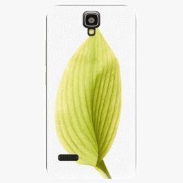 Plastový kryt iSaprio - Green Leaf - Huawei Ascend Y5