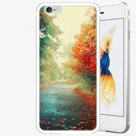 Plastový kryt iSaprio - Autumn 03 - iPhone 6 Plus/6S Plus - Silver