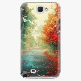Plastový kryt iSaprio - Autumn 03 - Samsung Galaxy Note 2