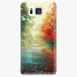 Plastový kryt iSaprio - Autumn 03 - Samsung Galaxy Alpha