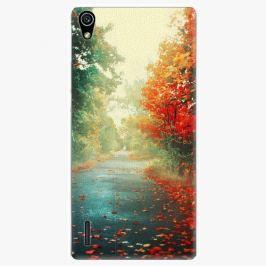 Plastový kryt iSaprio - Autumn 03 - Huawei Ascend P7
