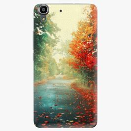 Plastový kryt iSaprio - Autumn 03 - Huawei Ascend Y6 Pouzdra, obaly a kryty na mobilní telefon Huawei Ascend Y6