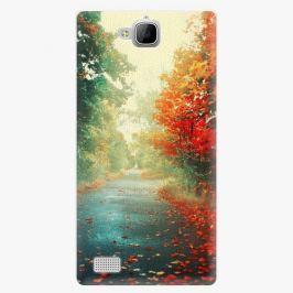 Plastový kryt iSaprio - Autumn 03 - Huawei Honor 3C Pouzdra, obaly a kryty na mobilní telefon Huawei Honor 3C