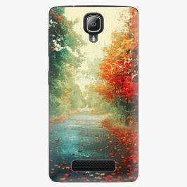 Plastový kryt iSaprio - Autumn 03 - Lenovo A1000 Pouzdra, obaly a kryty na mobilní telefon Lenovo A1000
