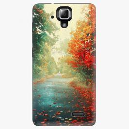 Plastový kryt iSaprio - Autumn 03 - Lenovo A536 Pouzdra, obaly a kryty na mobilní telefon Lenovo A536