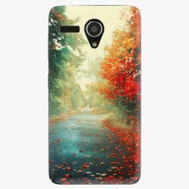Plastový kryt iSaprio - Autumn 03 - Lenovo A606 Pouzdra, obaly a kryty na mobilní telefon Lenovo A606