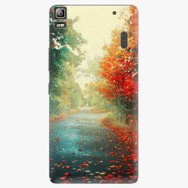 Plastový kryt iSaprio - Autumn 03 - Lenovo A7000 Pouzdra, obaly a kryty na mobilní telefon Lenovo A7000
