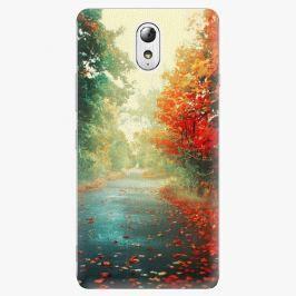 Plastový kryt iSaprio - Autumn 03 - Lenovo P1m Pouzdra, obaly a kryty na mobilní telefon Lenovo P1m