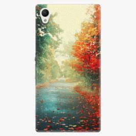 Plastový kryt iSaprio - Autumn 03 - Sony Xperia Z1 Compact Pouzdra, obaly a kryty na mobilní telefon Sony Xperia Z1 Compact