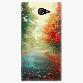 Plastový kryt iSaprio - Autumn 03 - Sony Xperia M2 Pouzdra, obaly a kryty na mobilní telefon Sony Xperia M2