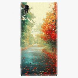 Plastový kryt iSaprio - Autumn 03 - Sony Xperia M4 Pouzdra, obaly a kryty na mobilní telefon Sony Xperia M4