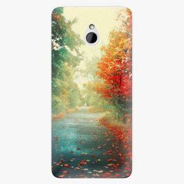 Plastový kryt iSaprio - Autumn 03 - HTC One Mini Pouzdra, obaly a kryty na mobilní telefony HTC One mini