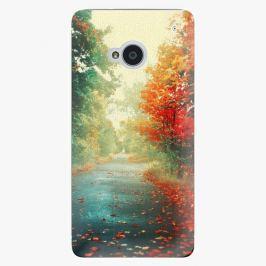 Plastový kryt iSaprio - Autumn 03 - HTC One M7 Pouzdra, obaly a kryty na mobilní telefony HTC One M7