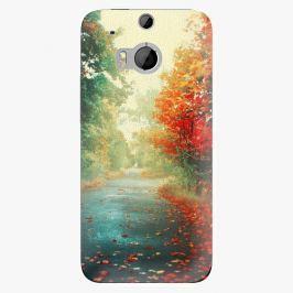 Plastový kryt iSaprio - Autumn 03 - HTC One M8 Pouzdra, obaly a kryty na mobilní telefony HTC One M8